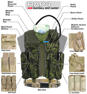 rap4 tactical vest
