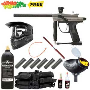 Spyder Fenix Paintball Gun Package