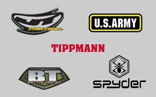 Paintball Gun Packages By Brand