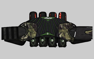dye paintball packs