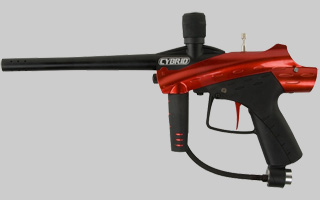 jt cybrid paintball gun