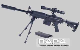 RAP4 T68 M4 Carbine Sniper