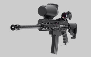 Tippmann A5 core Sniper Rifle
