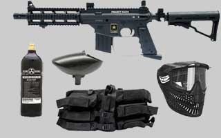 US Army Paintball Gun Packages