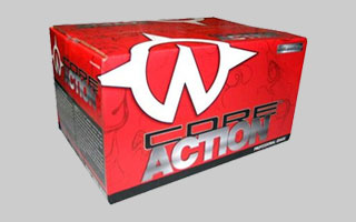Core Action Paintballs