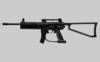 Kingman Spyder MR4 Paintball Gun