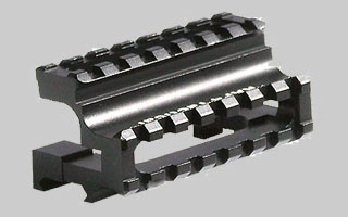 Offset Tactical Rail
