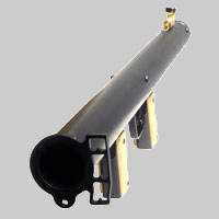 Rap4 Bazooka Scenario Paintball Rocket Launcher