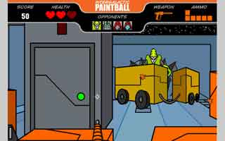 Intergalactic Paintball