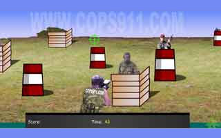 Addicting Paintball Game