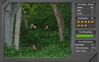Paintball Action Game